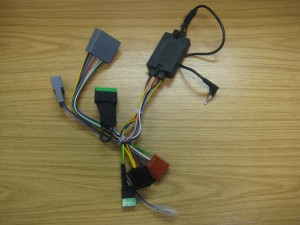 Civic SWRC Adaptor – LHD version