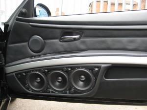 Crazy door build into BMW E92