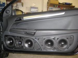 Vaux / Opel Astra VXR 2009