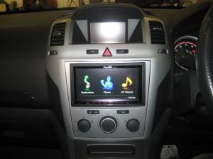 Vauxhall Zafira double din