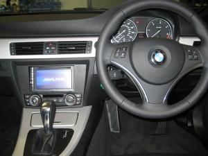 BMW E90/E91/E92 Double din