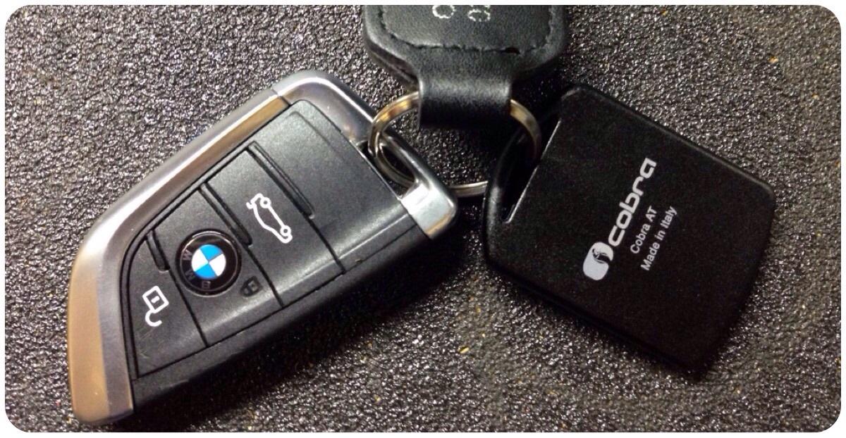 Vehicle Key Cloning