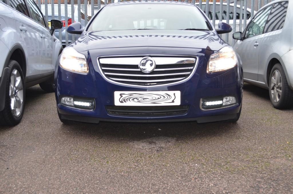 Vauxhall Insignia custom DRL