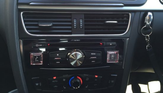 System Solutions for Audi A4/A5